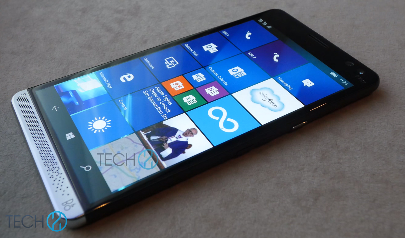 HP HP Elite x3 Windows 10 Mobile