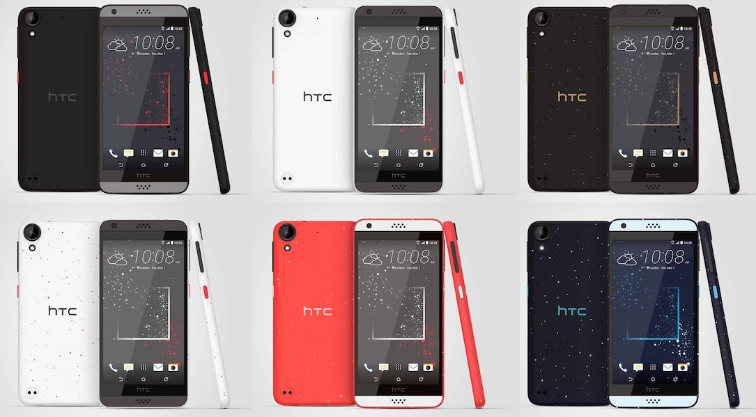 Android HTC Smartphone