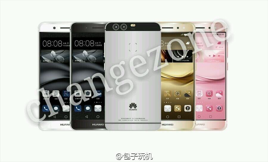 Android Flaggschiff Huawei p9