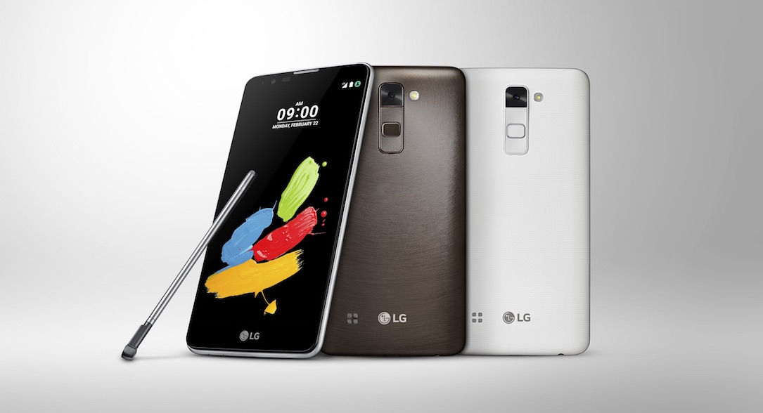 Android LG MWC2016