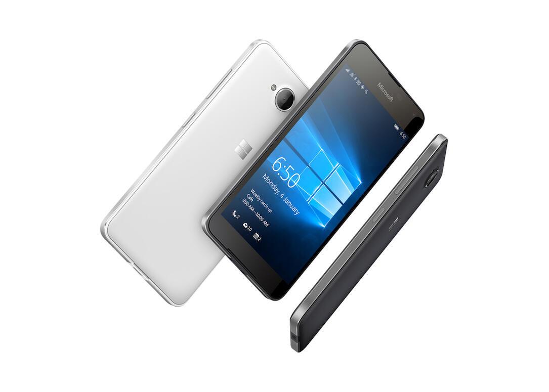 1 aff Lumia 650 microsoft Windows Windows 10 Mobile
