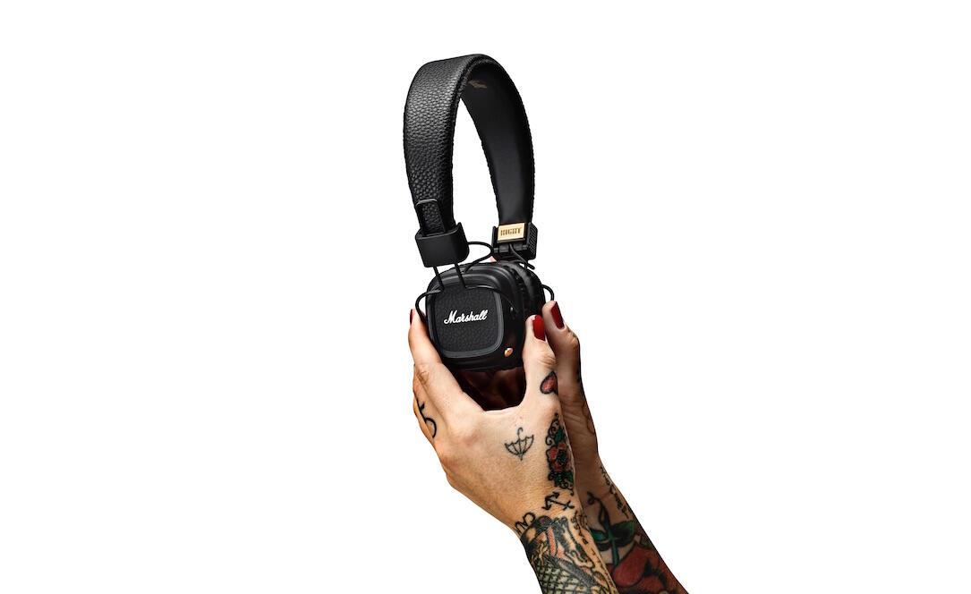 Bluetooth kopfhörer major Marshall