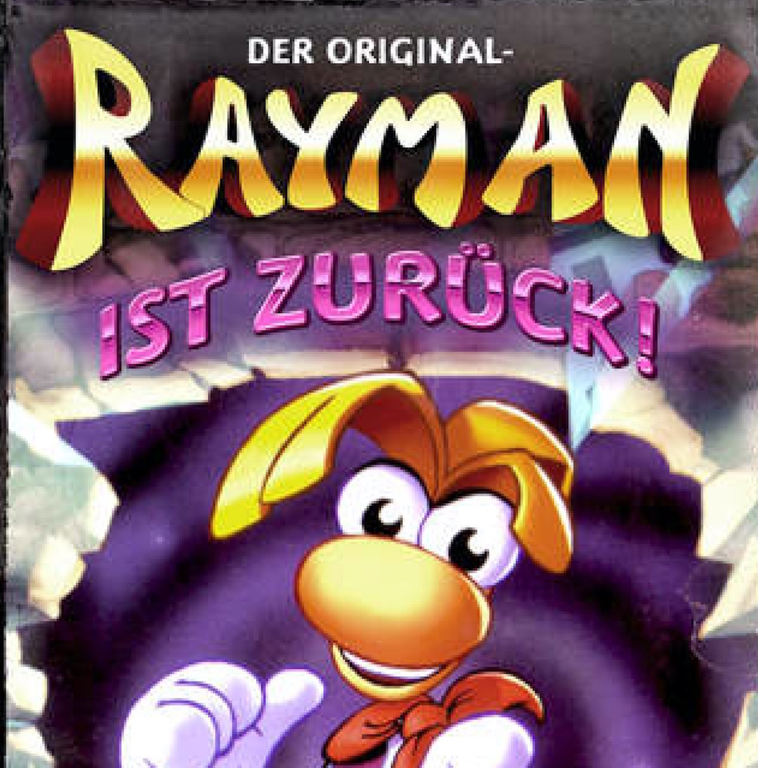 Android classic play store rayman