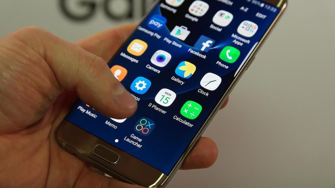 Android edge galaxy marshmallow neu s7 Samsung UI