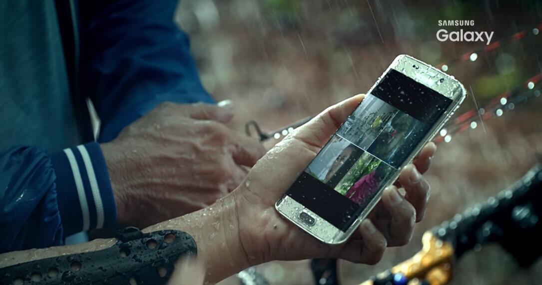 Android edge galaxy s7 Samsung teaser