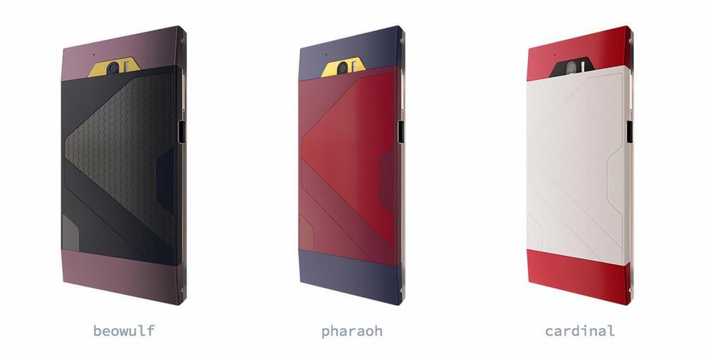 Android sailfish Smartphone