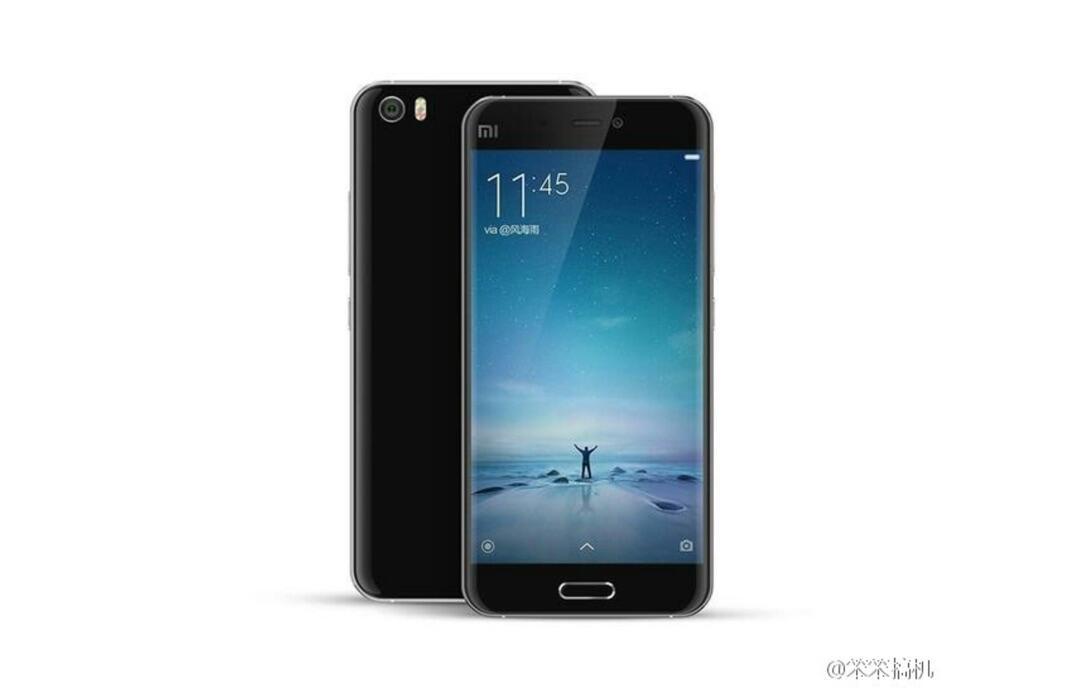 Android mi 5 teaser xiaomi