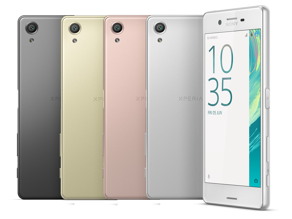 1 Android MWC2016 Sony xperia x Xperia XA