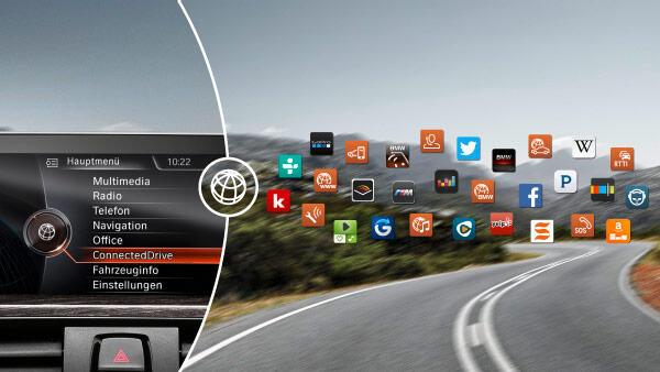 auto Automatisierung BMW IFTTT KFZ