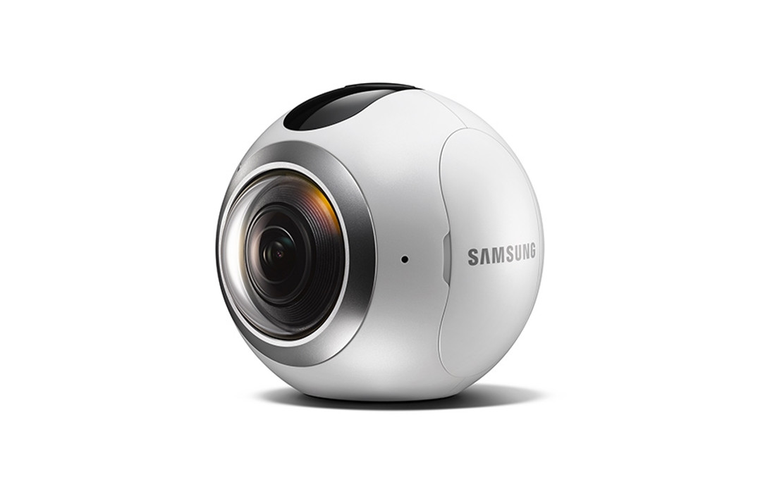 1 Android gear 360 Samsung