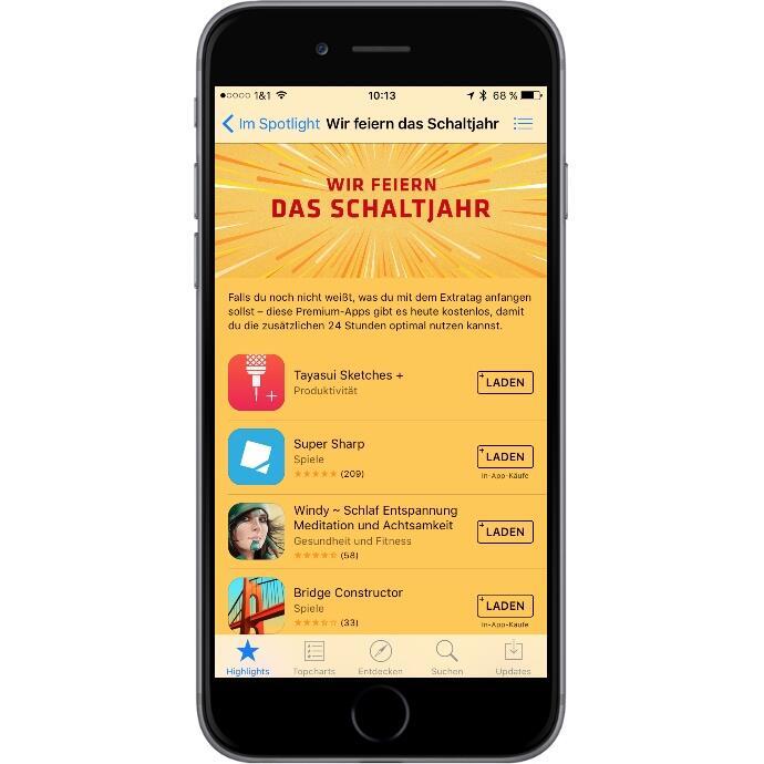 Apple Apps deal games gratis iOS sale