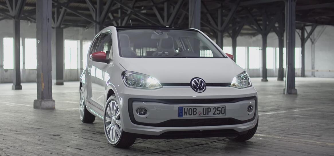 Audio auto beats KFZ up VW