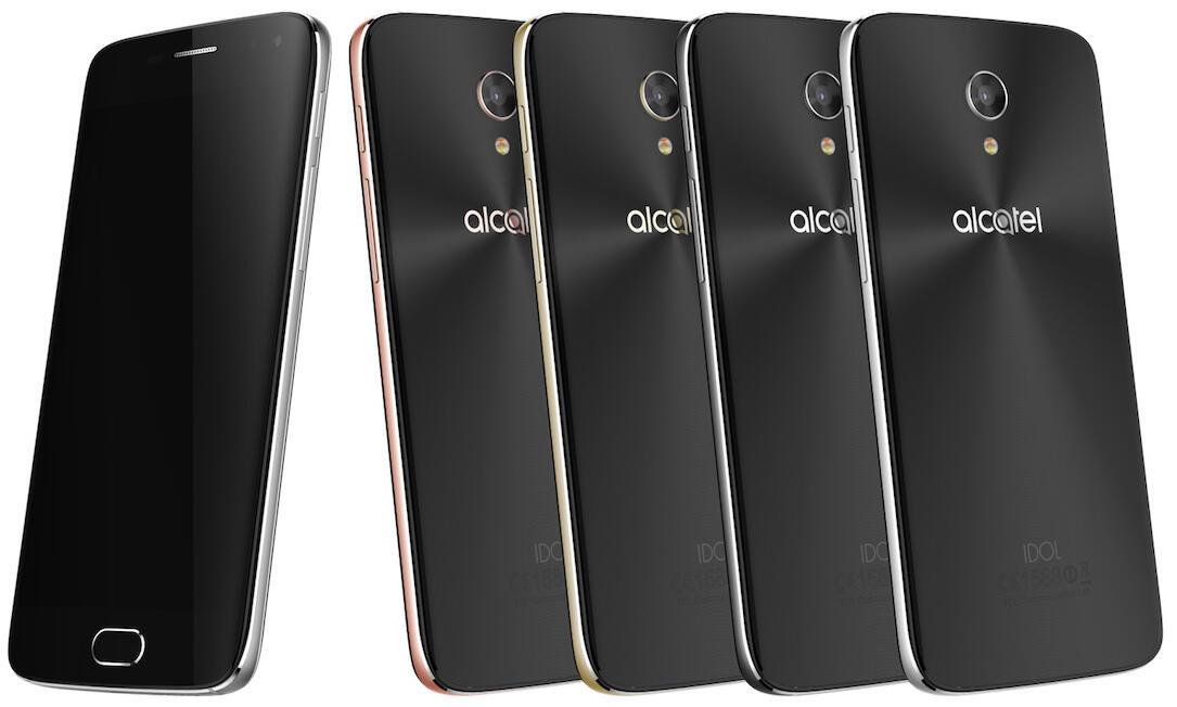 Alcatel Android mobile Windows