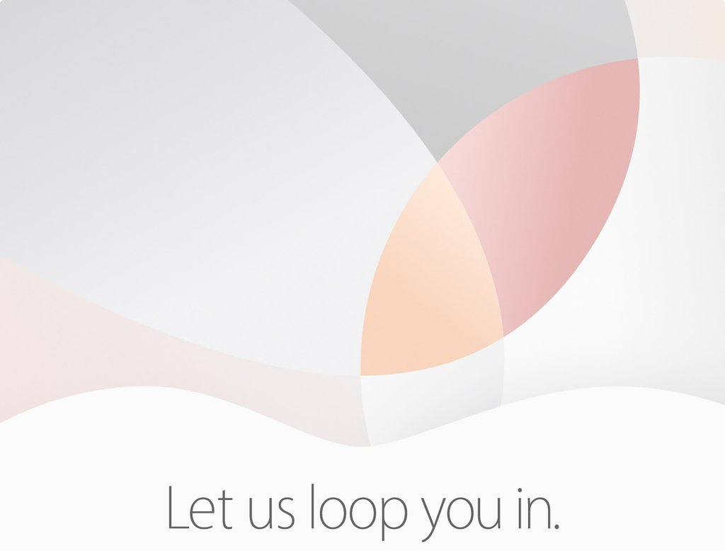 1 Apple event iOS iPad Pro iphone märz se watch
