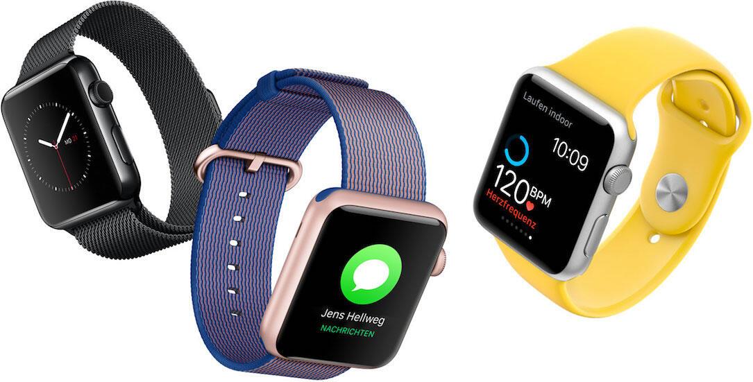 1 Apple iOS preis watch