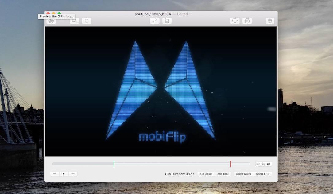 GIF mac OSX Tool Video