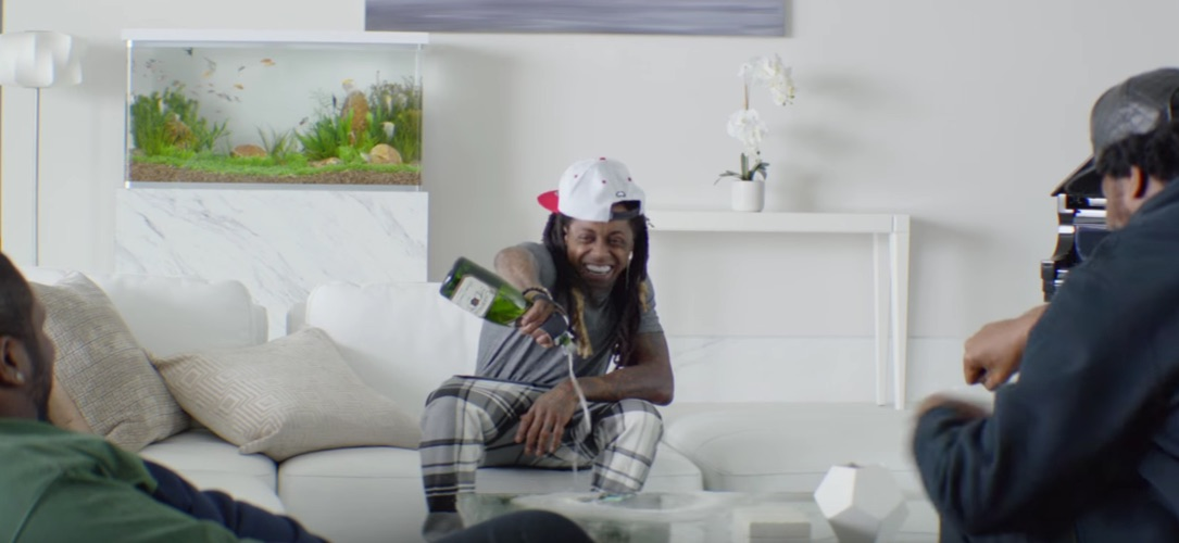Android edge galaxy lil wayne s7 Samsung Video werbung