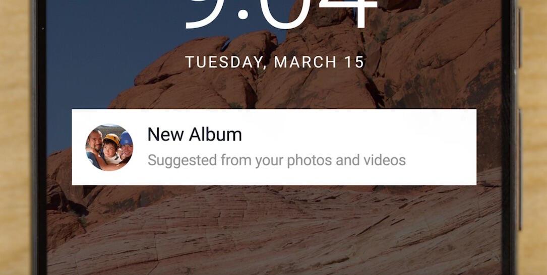 Android Fotoalbum Fotos Google iOS photos