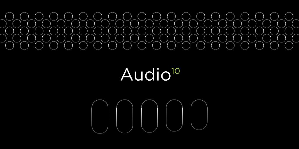 Android boom HTC htc 10 sound teaser