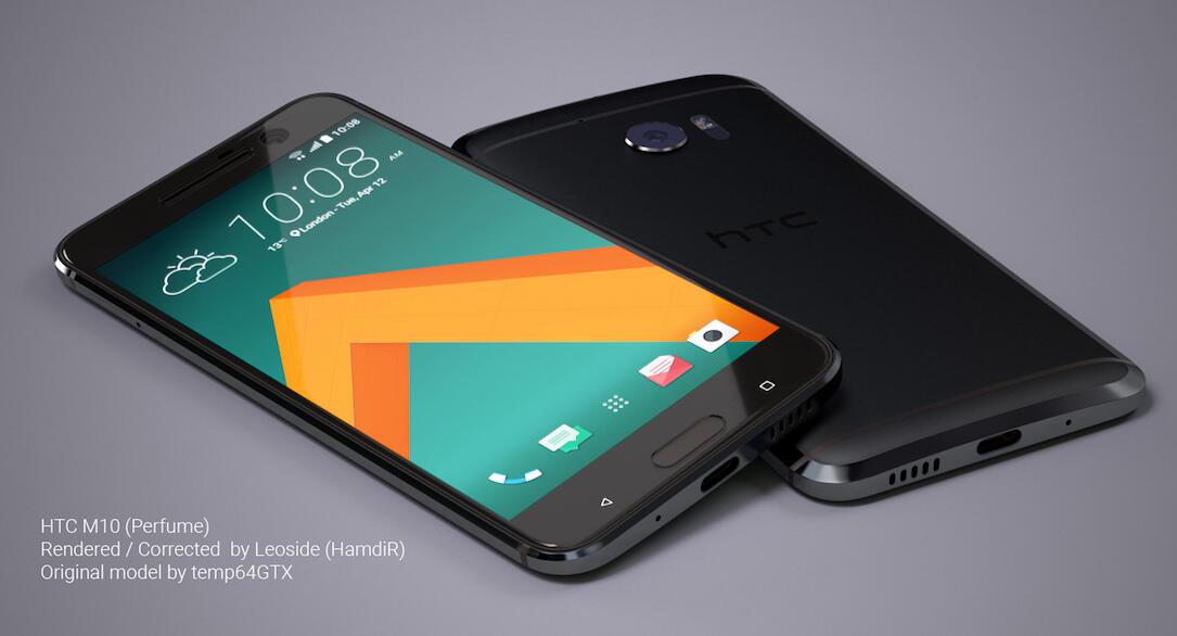 1 Android bilder Flaggschiff HTC htc 10 Konzept