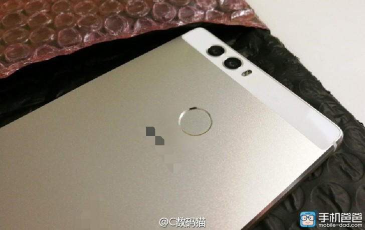 Android Huawei Leak p9