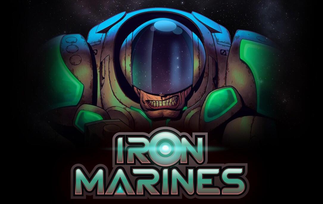 Android iOS iron marines Spiel sratcraft Windows