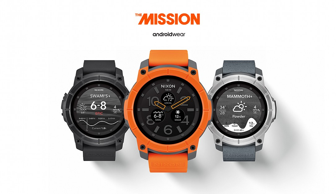 Android Android Wear smartwatch