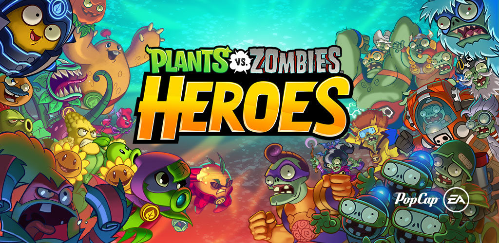 Android heores iOS plants vz zombies