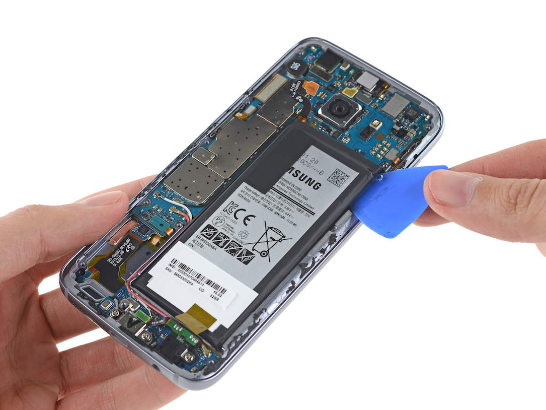 Android galaxy ifixit s7 Samsung