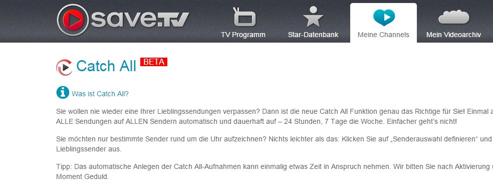 Android Fernsehzeitung iOS