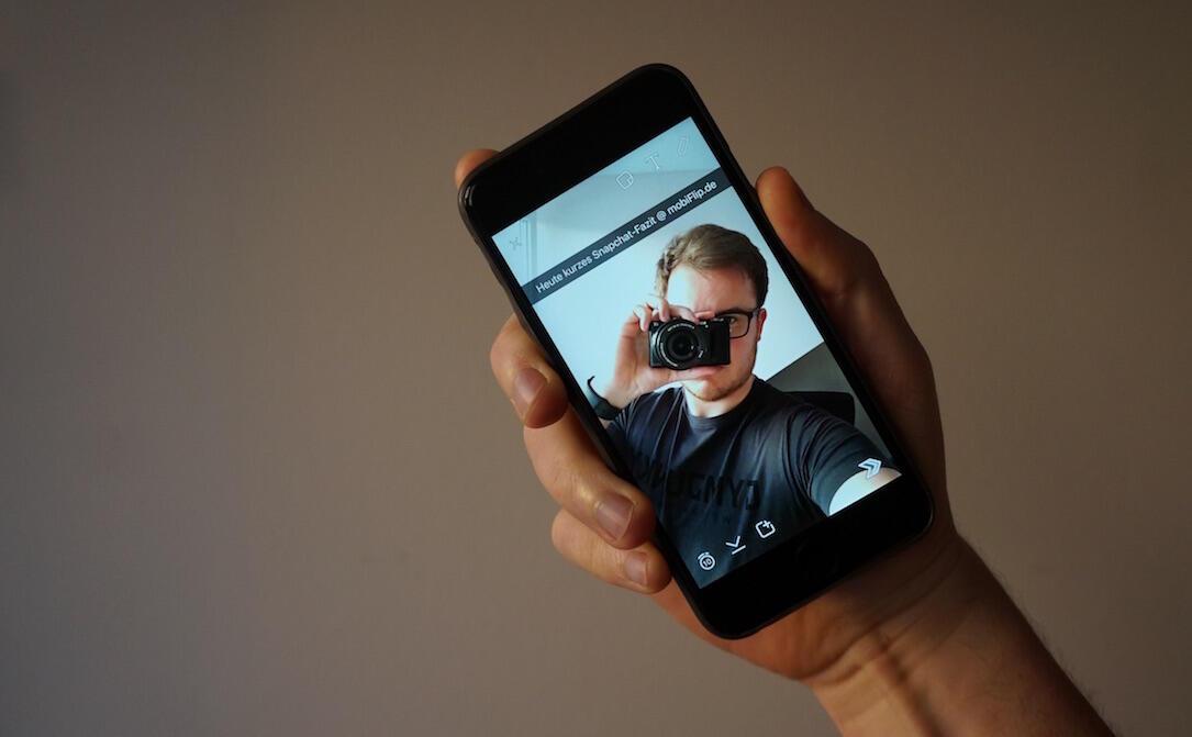 1 Android fazit iOS SnapChat Tutorial warum was ist das