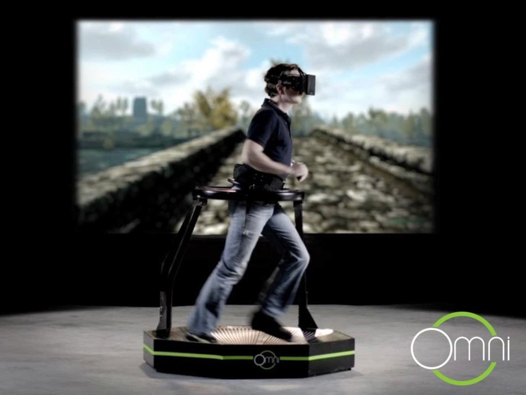 facebook HTC kickstarter Oculus Omni rift Virtual Reality Virtuix vive vr