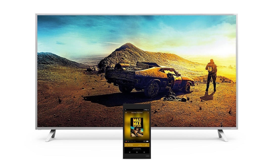 Android cast Google smart tv streaming vizio