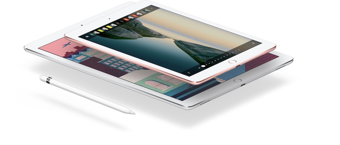 1 Apple iOS iPad Pro tablet