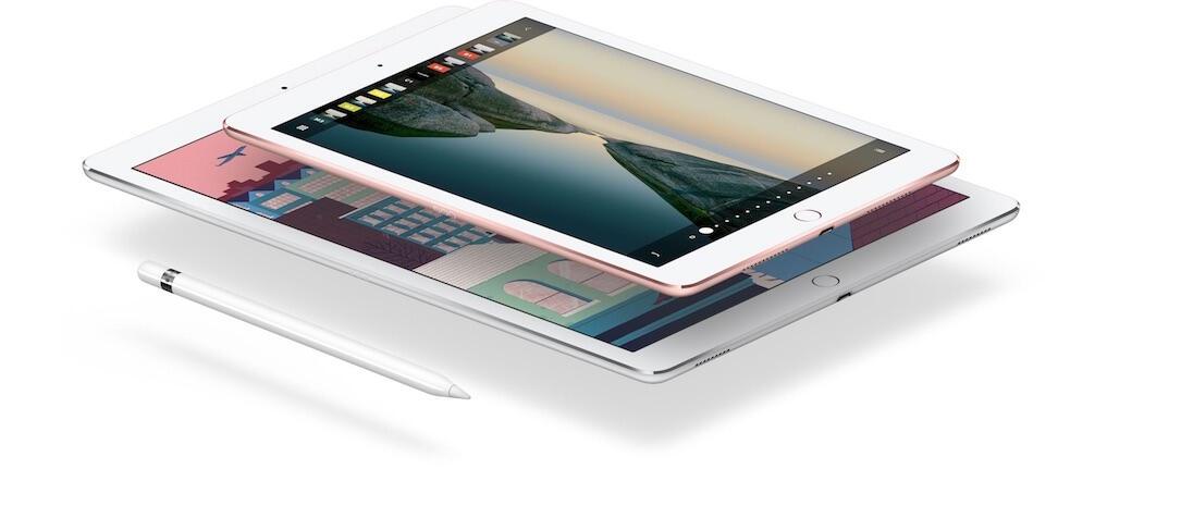 1 Apple iOS iPad Pro tablet