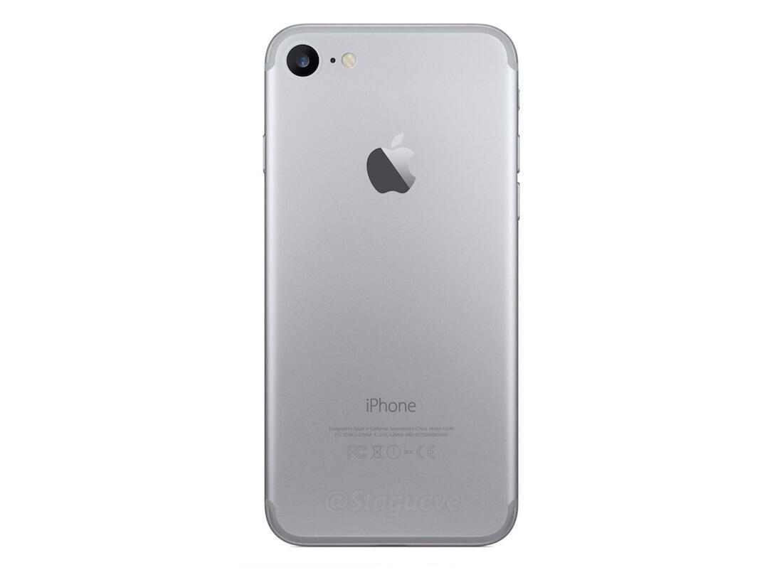 1 Apple bilder design iOS iphone iphone 7 Leak rahmen