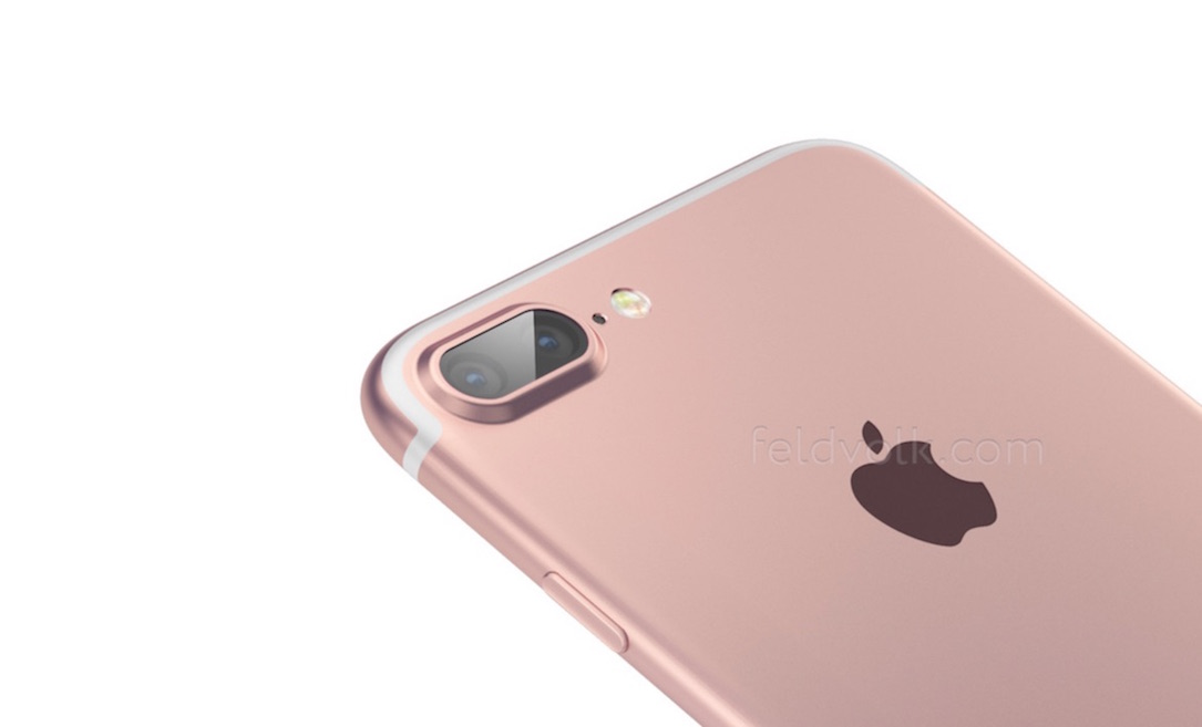 1 7 Apple dual iphone Kamera Leak