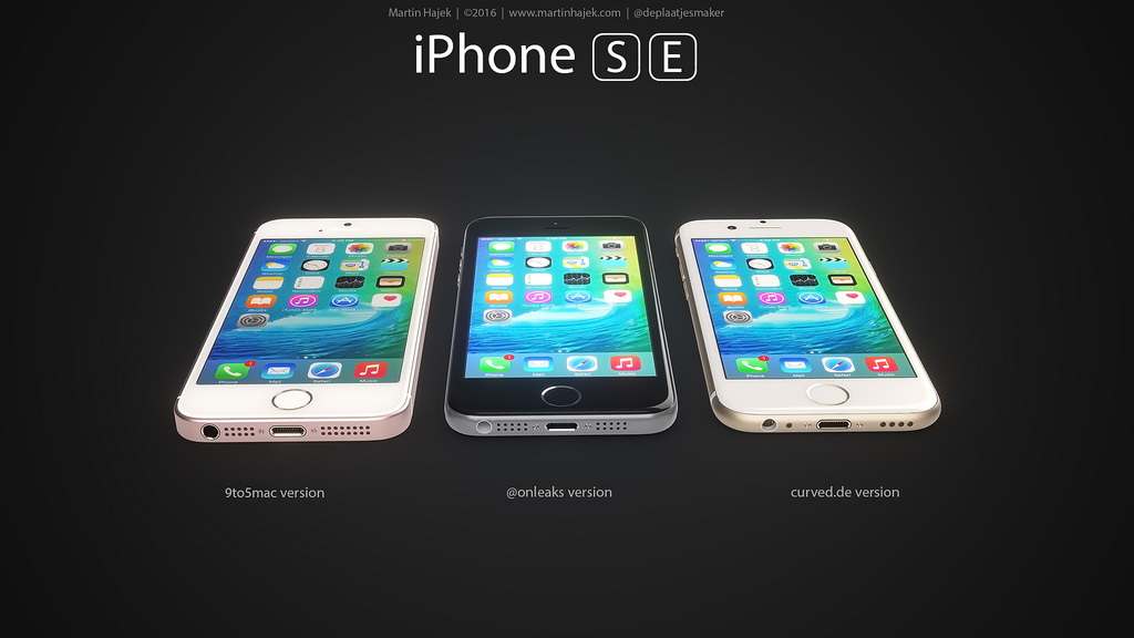 Apple iOS iphone se
