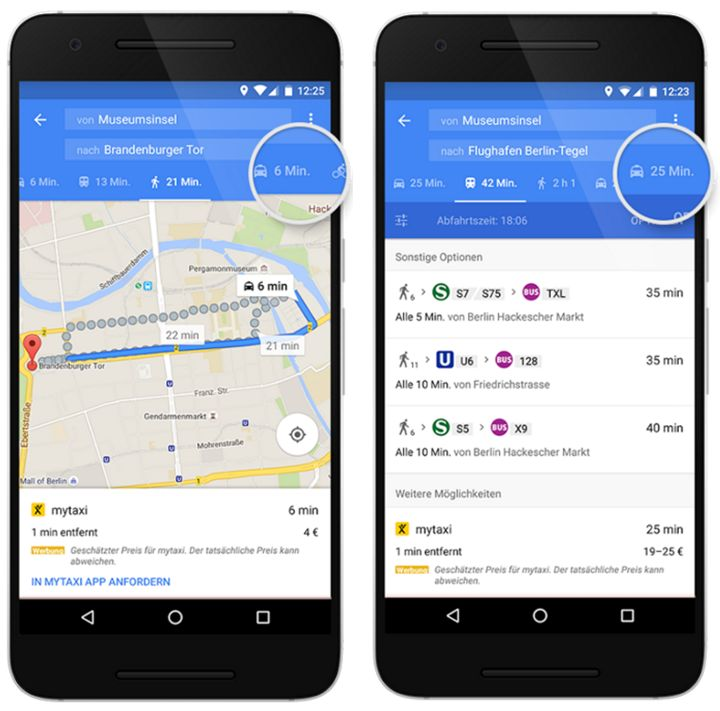 Android Google google maps iOS Maps navigation taxi