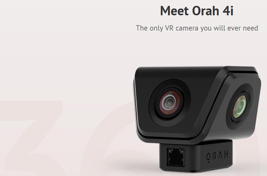 360 4k cam Kamera