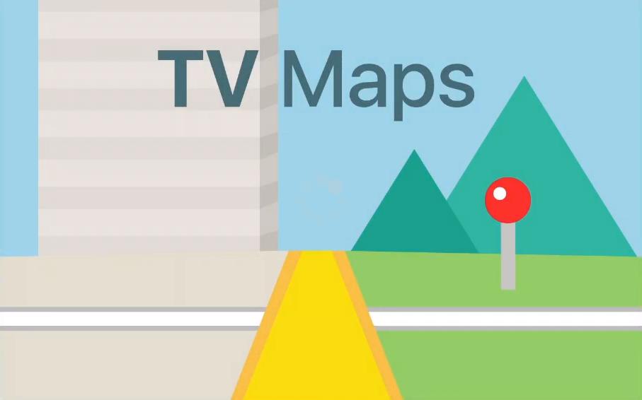 Apple Apple Maps apple tv