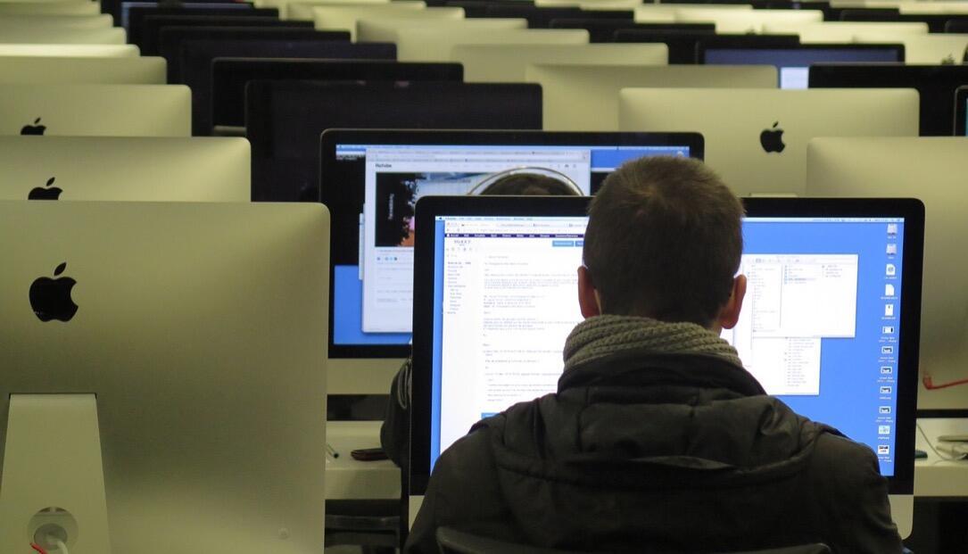 computer lernen pc schule stats