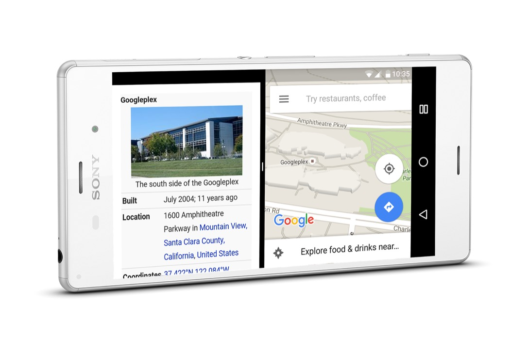 Android Devs & Geeks Preview Sony Xperia z3