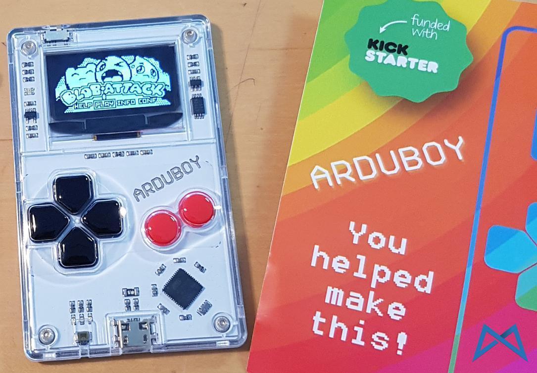 1 gameboy Handheld kickstarter review Spielekonsole test