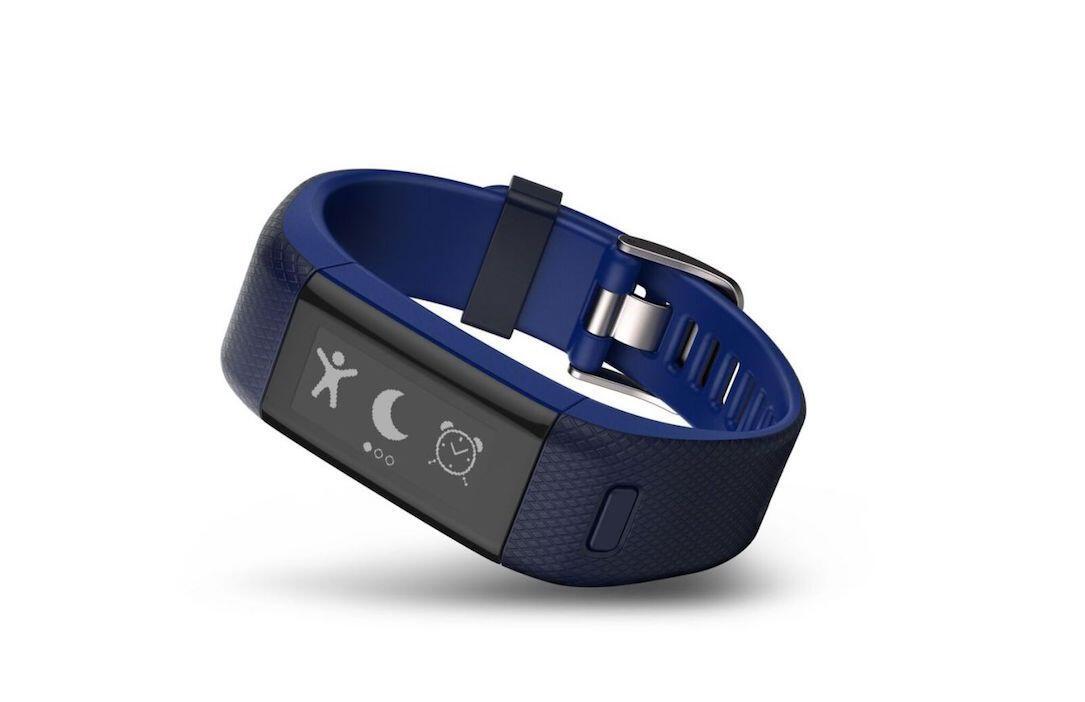 Android fitness Garmin GPS iOS puls tracker vivosmart hr