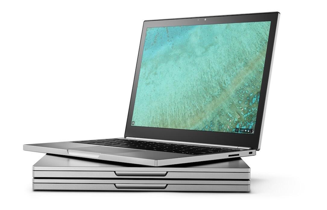 Android chromebook Eve Flaggschiff Google