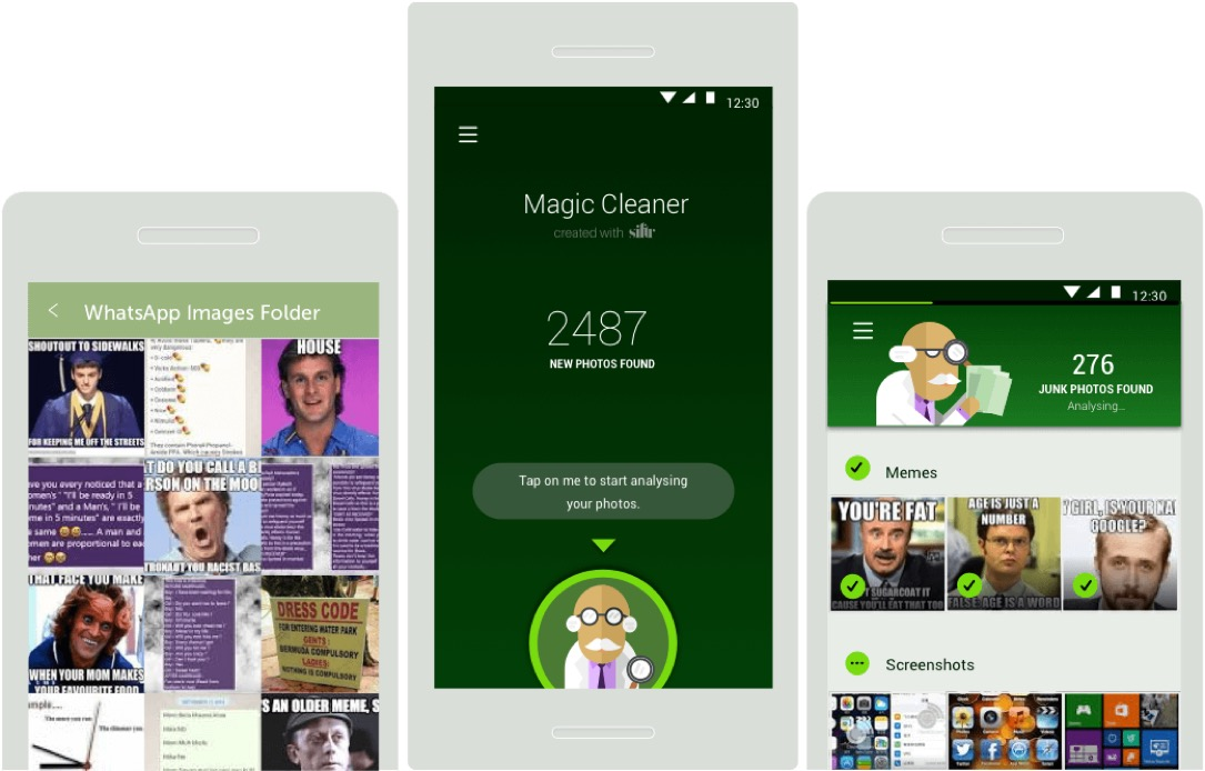 Android facebook Messenger Tool whatsapp