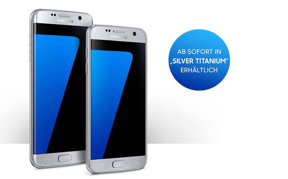 aff Android edge Galaxy S7 handel s7 Samsung shopping silber