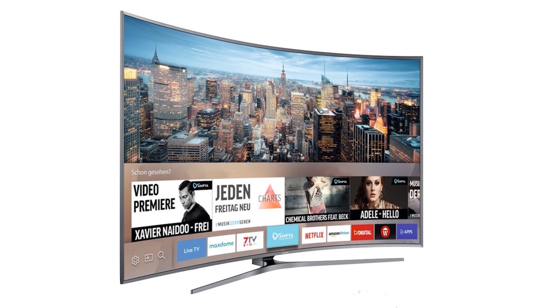 4k aff app HDR Samsung smart tv streaming Video YouTube