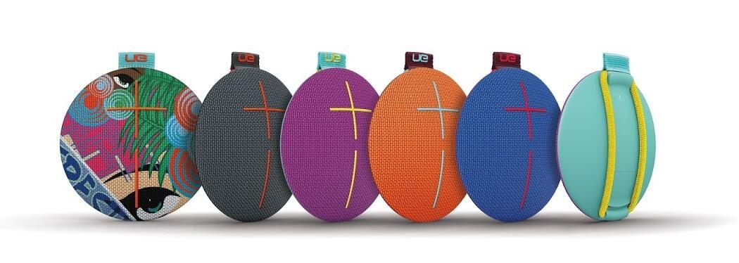 aff Bluetooth Lautsprecher logitech Roll 2 Ultimate Ears